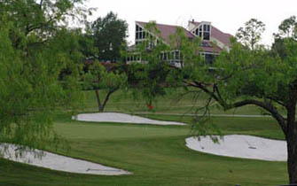 Las Colinas Country Club Golf Course University Hills